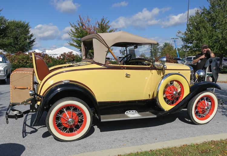 Hershey Car Show Vendor List
