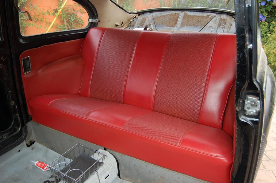 My 1962 Volvo Pv544 Sport
