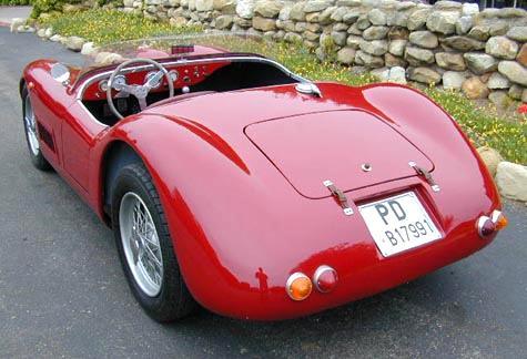 1952 Stanguellini Road Racer