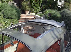 a 1963 old school volkswagen ragtop beetle. Black Bedroom Furniture Sets. Home Design Ideas