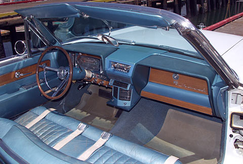 a superb 1961 lincoln continental convertible. Black Bedroom Furniture Sets. Home Design Ideas