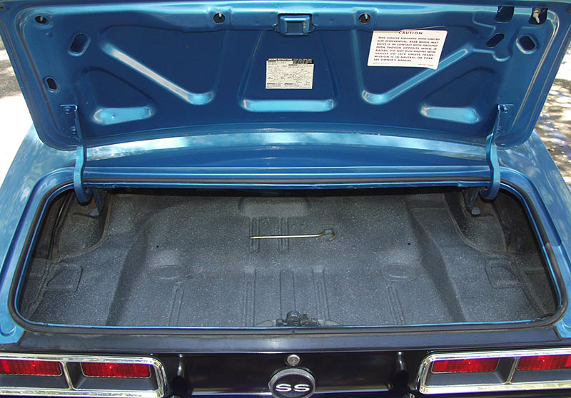 1969 Camaro Trunk Carpet Carpet Vidalondon