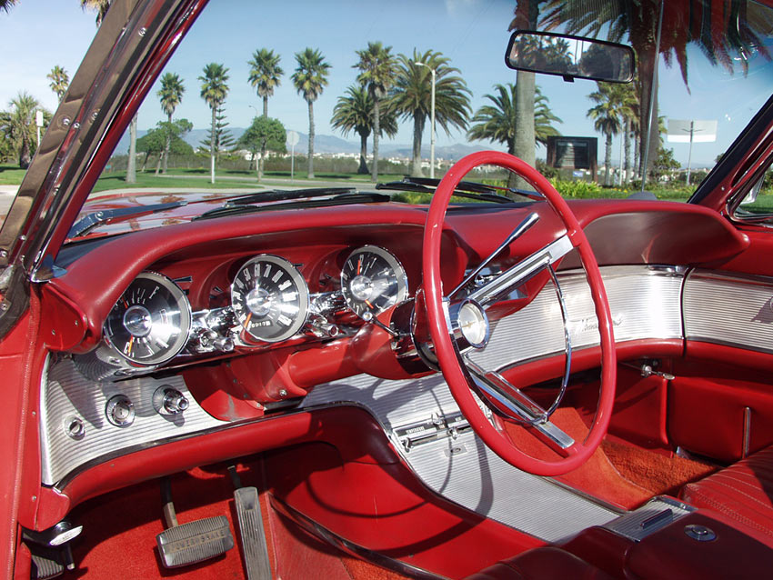 A Fantastic Ford Thunderbird Quot Sports Roadster Quot Sold At