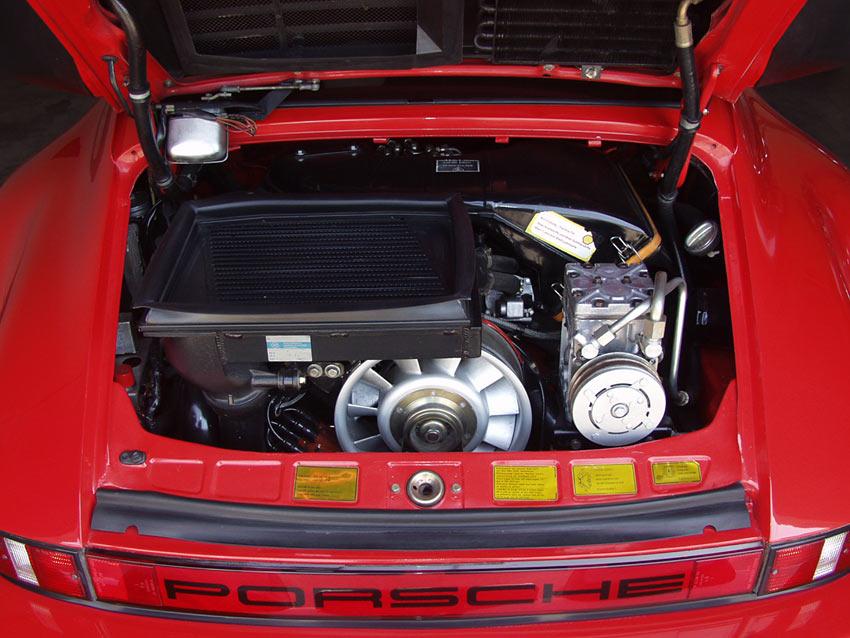 A Low Mileage California Porsche 930 Turbo Sold By