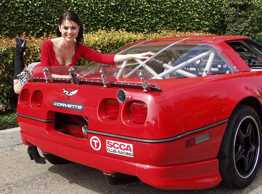 A Corvette Road Race Monster Sold By Californiaclassix Com