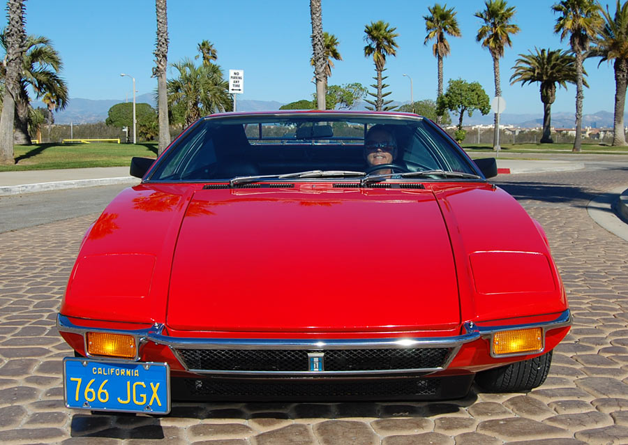 An Exceptional Detomaso Pantera Sold By Californiaclassix