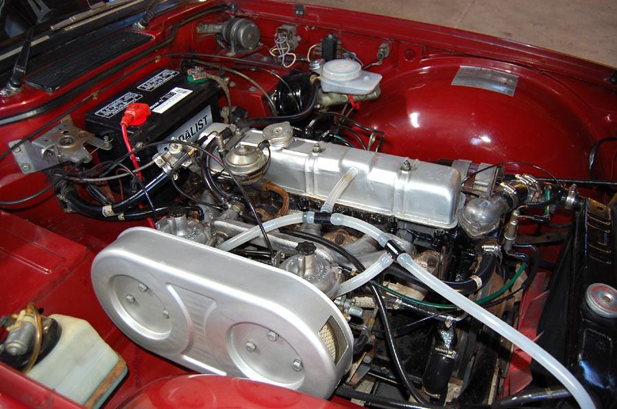 Triumph TR 6 Roadster eBay