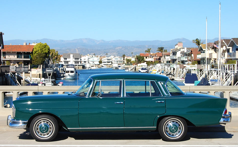 [DIAGRAM_3US]  An exceptionally preserved 1967 Mercedes 230S, SOLD by  Californiaclassix.com! | 1966 Mercedes 230s Wiring |  | California Classix