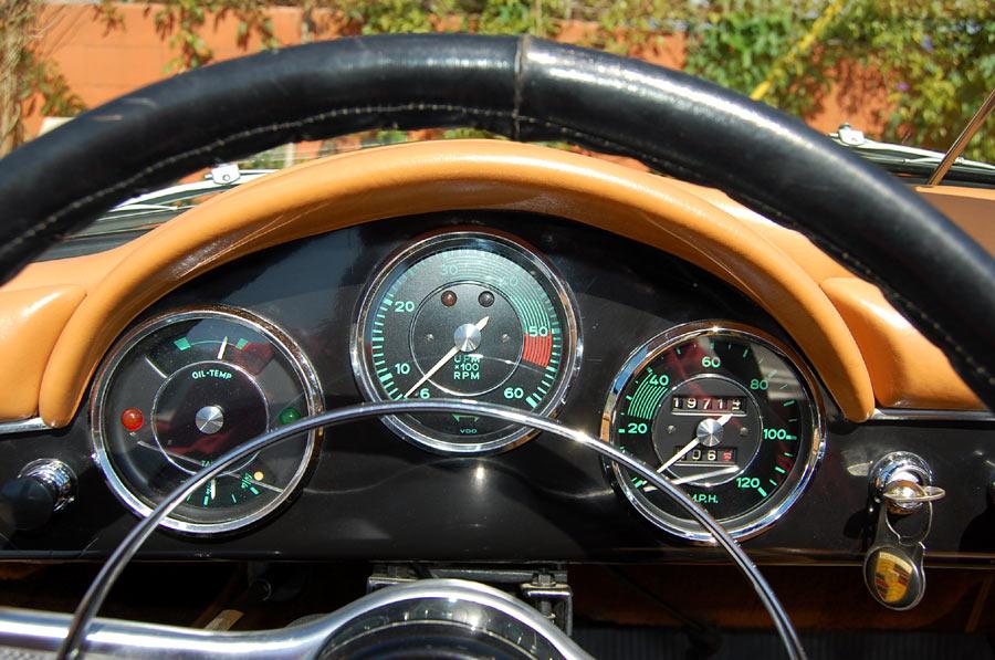 A Porsche Speedster Sold By Californiaclassix Com