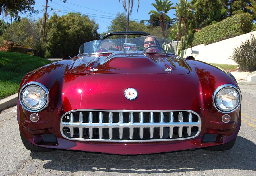 A 1957 Corvette SOLD By Californiaclassix