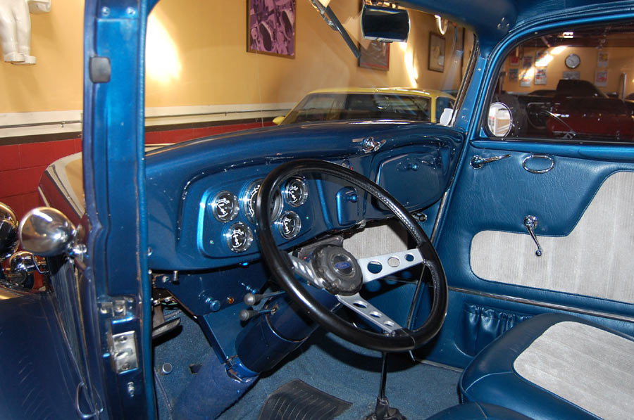 A Genuine 34 Ford 3 Window Coupe Sold By