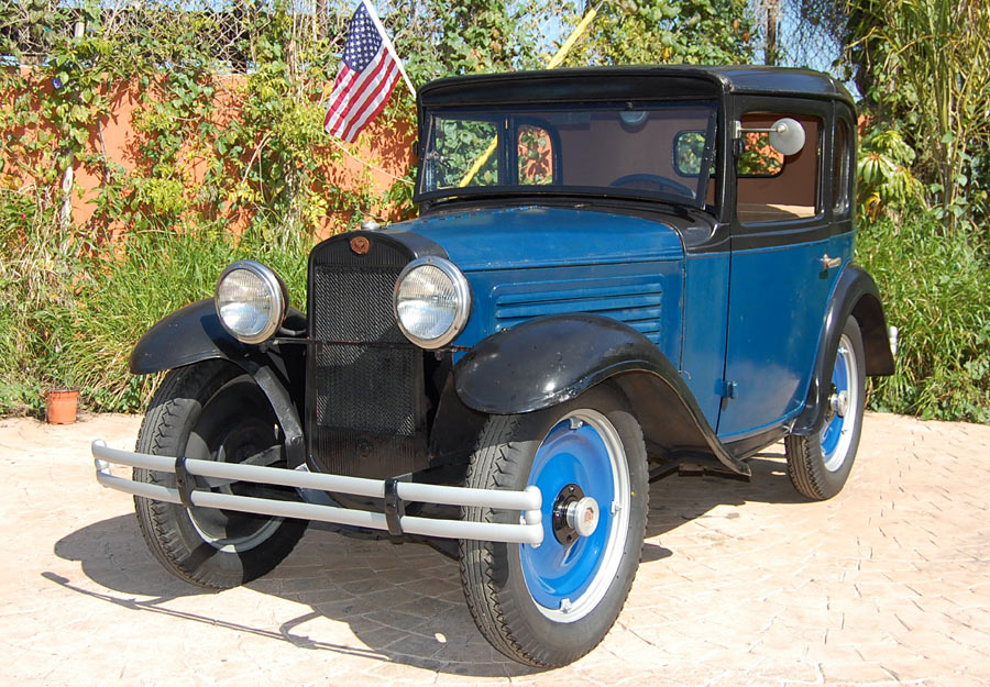 A 1931 American Austin, SOLD by Californiaclassix.com!