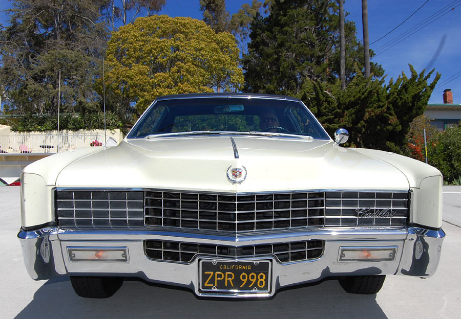 a one owner 1967 cadillac eldorado sold by. Black Bedroom Furniture Sets. Home Design Ideas