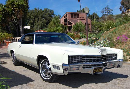 1967 Cadillac Eldorado Floor Pan