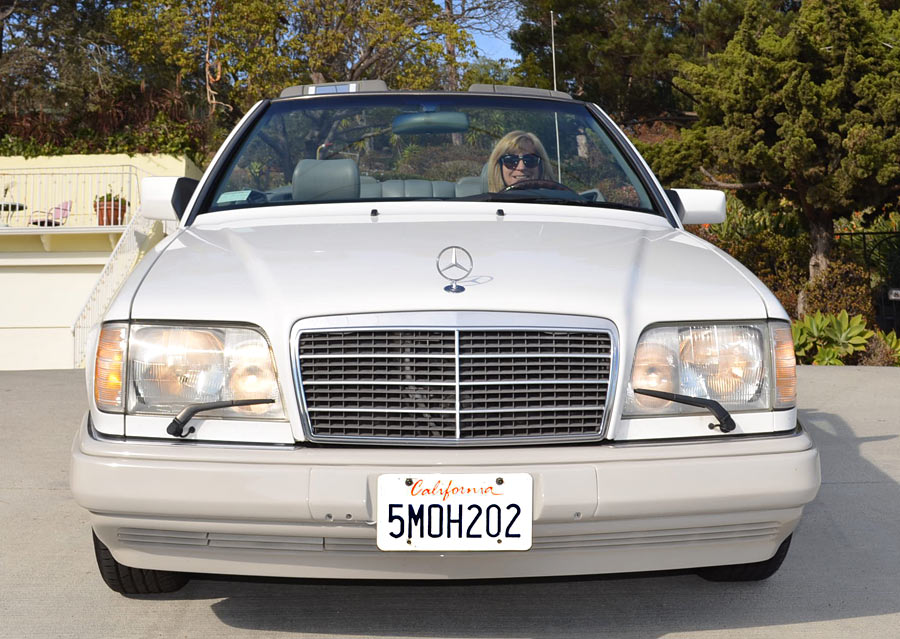 a 1994 mercedes e320 cabriolet sold by californiaclassix com californiaclassix com