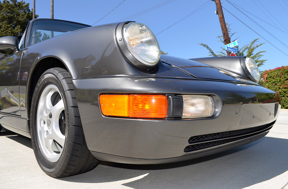 A Low Mileage 1994 Porsche 911 C2 Cabriolet, SOLD By Californiaclassix.com!