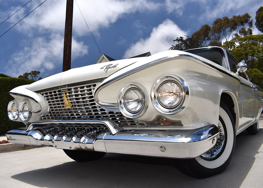 An Out Of This World 1961 Plymouth Fury Now For Sale At