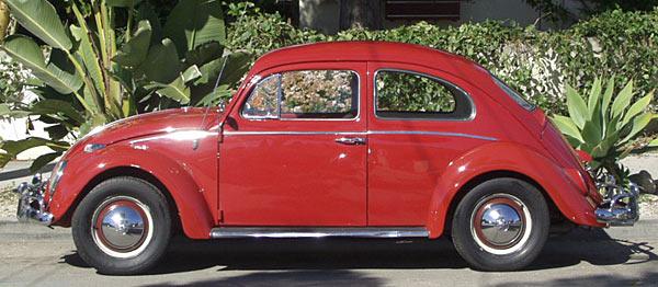 Bernard's 1963 VW Beetle