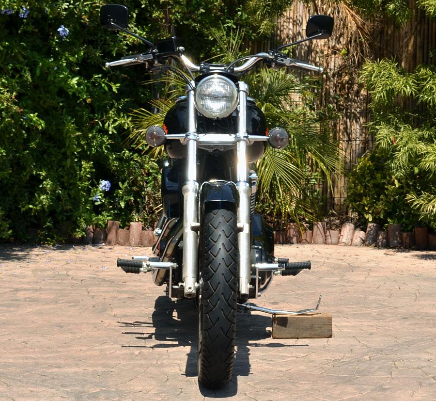 My 1991 Harley-Davidson Sturgis!