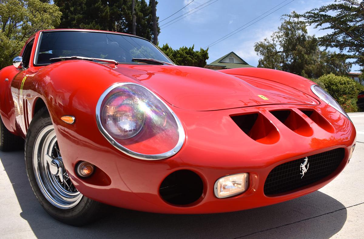 A Mcburnie Ferrari 250 Gto Replica Now For Sale At Californiaclassix Com
